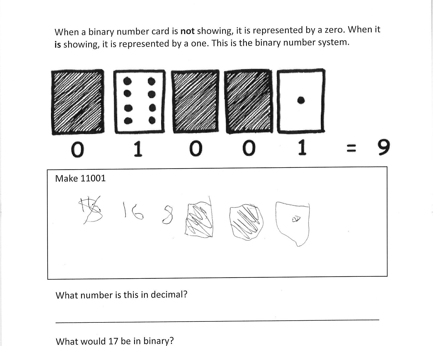 <p>Worksheet: Whole numbers</p>