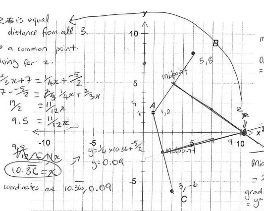 <p>Number and algebra: Archers in the plane</p>